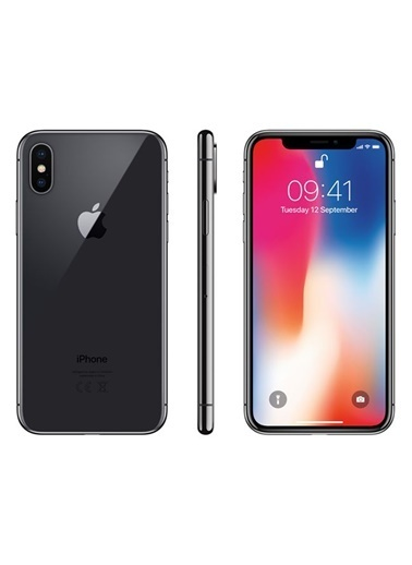 iPhone X 64 GB Space Gray-Apple